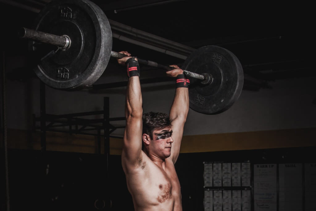 Deadlift raise